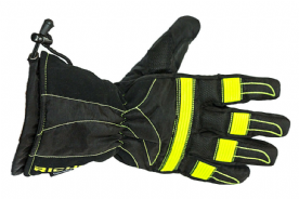 Richa Probe Waterproof Gloves Fluo Yellow